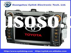 "8"" HD toyota corolla all in one car dvd gps"