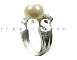 925 sterling silver pearl jewelry