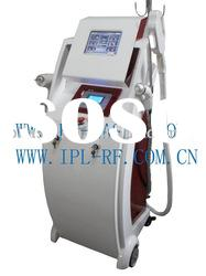All in one rf+elight + IPL hair removal machine ND YAG LASER tattoo removal machine