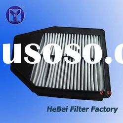Auto engine air filter auto part