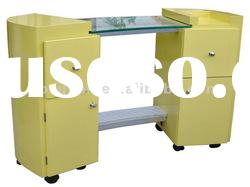 Beauty salon nail table Manicure desk Model: AZJ-M012