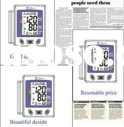 CE approved wrist Blood pressure machine