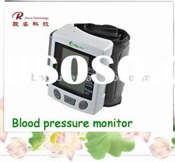 CE approved wrist talking Blood pressure monitor