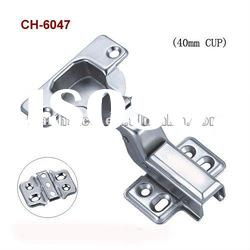 Cabinet inset two way concealed hinge