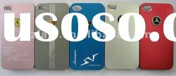 Cars skin For apple, hard case for IPHONE 4