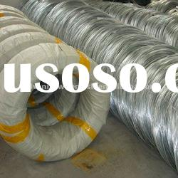 Cold Galvanized Iron Wire HIGH QUALITY competitive price FACTORY