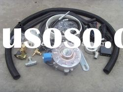 Complete open loop system for LPG Conversion Kits, evaporator