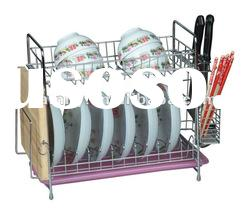 Dish Rack and Dish Holder/Stainless Steel /Kitchen Appliance