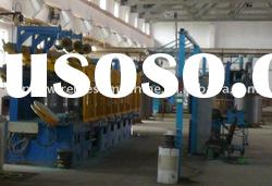 Dry type Wire Drawing plant