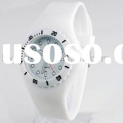 Factory direct supply high quality fashion silicon toy watch