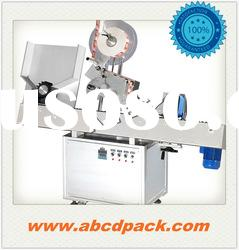 Factory prices for 6100 Automatic round bottle rolling labeling machine