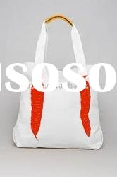 Fashion cheap cotton canvas shopping bags