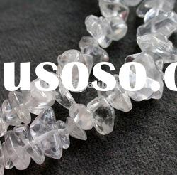 Fashion natural gemstone crystal chips beads for jewelry