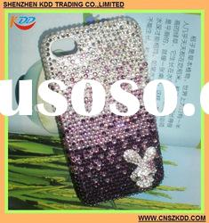 For iPhone 4S Fashion design Crystal Case
