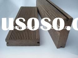 High quality WPC solid decking