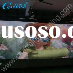 High transparency led flexible curtain IP65