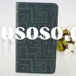 Horizontal Ultra Thin Flip Leather Case for Samsung Galaxy Note i9220 GT-N7000