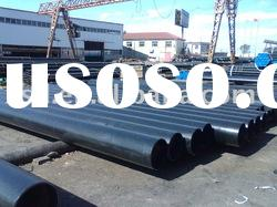 Hot Rolled / Cold Drawn Seamless Steel Pipes and Tubes