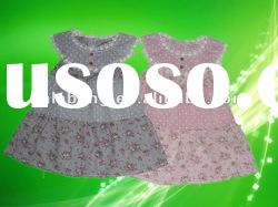 Hot sale!!! 2012 girls fashion summer dress