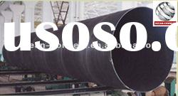 Large API Seam Welded Steel spiral pipe pipes