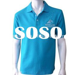 Men's Short-sleeve high quality polo shirt