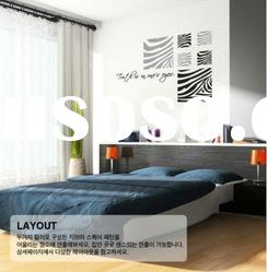 New Fashion Decorative Wall stickers D044