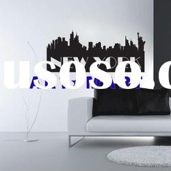 New York Vinyl Wall Decal Stickers Wall Stickers Home Decor No.862