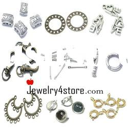 Newest fashion silver tibetan jewelry findings,zinc alloy charms YT039