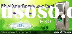 Outdoor Water-proof Fingerprint and Card Access Control System