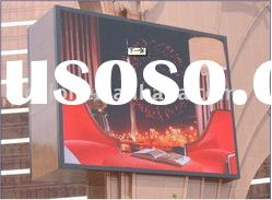 P20 outdoor advertising LED full color display