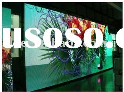 P8.75mm SMD 3-in-1 Indoor Flexible Full-color Advertising LED Billboards for Entertainment