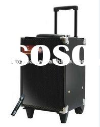 PORTABLE HOME THEATER Active stage speaker for karaoke/outdoor/stage