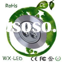 Premium Quality hot sell high power led ceiling light 3w with CE,RoHS