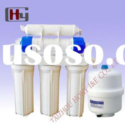 Residential 5 Stage Home Drinking Reverse Osmosis Water Filter System- RO 50 GPD