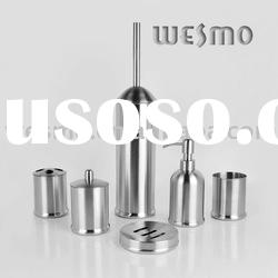 Stainless steel bathroom accessory