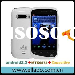 """Star A101 MTK6573 3.5"""" Capacitive touch Screen 3G WIFI Dual SIM Card Android Smart phone"""