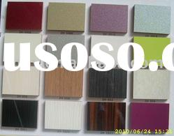 Supplier of high gloss mdf panel in different colors for kitchen and wardrobe furniture