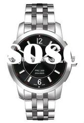 T-SPORT T014.410.11.057.00 MENS WATCH Black Dial Water Resistant Quartz
