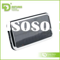 Updated Design Working with All Digital Products Solar Mobile Power Bank Difung