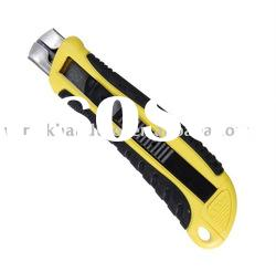 Utility Knife with plastic handle