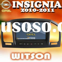 WITSON OPEL INSIGNIA (2010-2011) IN CAR ENTERTAINMENT SYSTEM