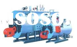 WNS series of horizontal internal combustion boiler