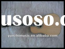 Wholesale Fully handmade Martin Guitar with solid wood,beautiful handmade acoustic guitar.