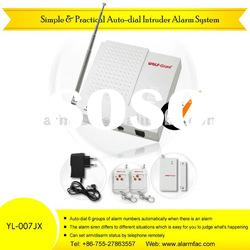 Wireless Anti-Decoding Auto-Dial Alarm Surveillance system(YL-007JX)
