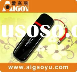 *Factory direct usb 3g data card with sim card slot