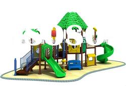 big kids plastic outdoor playground equipment