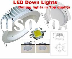 cob driver inside led downlight 15w