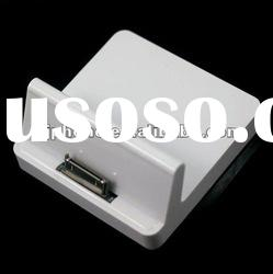 for iPad iPad 2 2nd 3 NEW Dock Station Cradle Power Charger USB Stand Dock