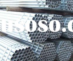 galvanized carbon steel pipe tube