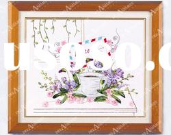 hot selling diy embroidery kits supplier